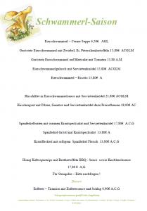 Eierschwammerl Deutsch